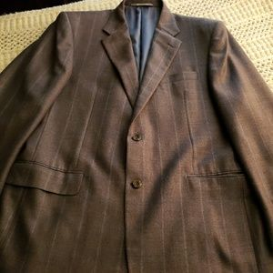 NWOT 💞HICKEY FREEMAN WOOL/SILK PLAID SPORT COAT💞